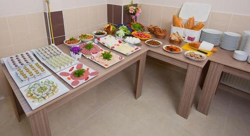 Birlik Apart Hotel - Istanbul - Kitchen