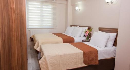 Birlik Apart Hotel - Istanbul - Bedroom