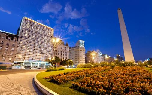 Globales Republica - Buenos Aires - Outdoor view