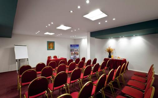 Globales Republica - Buenos Aires - Meeting room
