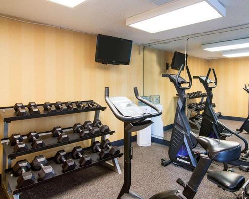 Quality Inn - Midland - Gym