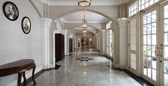 Eastern And Oriental Hotel - George Town - Lobby