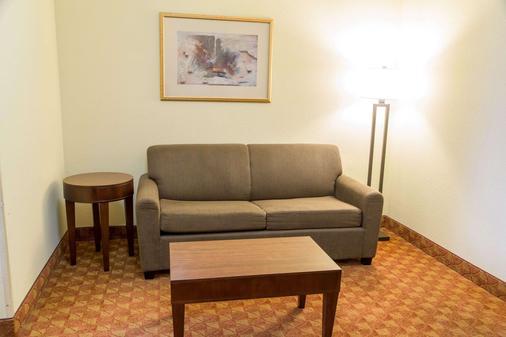 Comfort Suites North Fossil Creek - Fort Worth - Living room