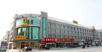 Super 8 Hotel Nantong Hai an Yong An Bei Lu - Nantong - Building