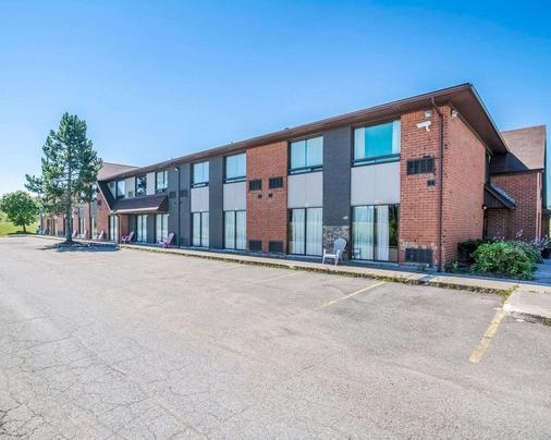 Comfort Inn - Saint John - Building