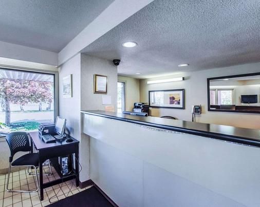 Comfort Inn - Saint John - Lobby
