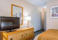 Comfort Inn - Saint John - Bedroom