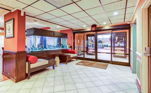 Comfort Inn & Suites Athens - Athens - Lobby