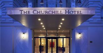 Churchill Hotel Near Embassy Row - Washington - Building
