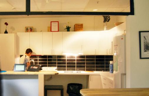 City Lodge Hostel - Stockholm - Kitchen