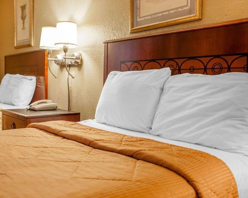 Rodeway Inn - Nashville - Bedroom