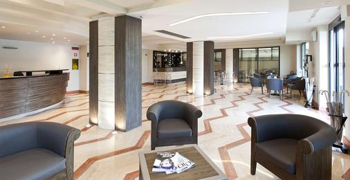 Smooth Hotel Rome West - Rome - Lobby