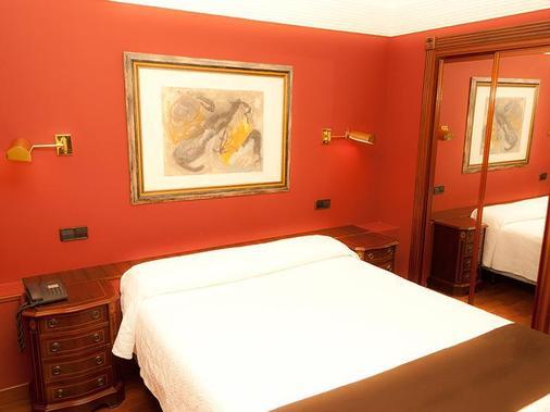 Hotel Sercotel Corona de Castilla - Burgos - Bedroom