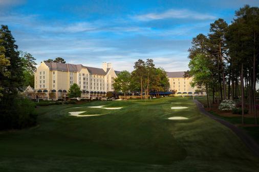 Washington Duke Inn & Golf Club - Durham - Building