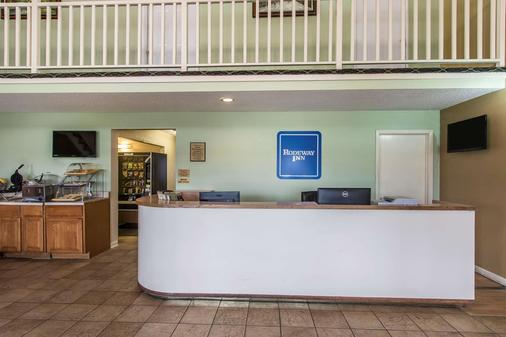 Rodeway Inn - Jackson - Lobby