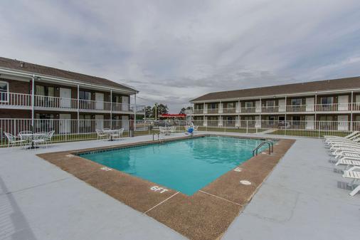 Rodeway Inn - Jackson - Pool