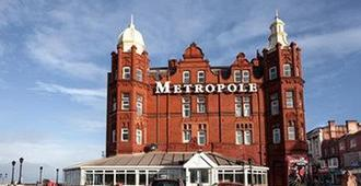The Metropole Hotel - Blackpool - Building