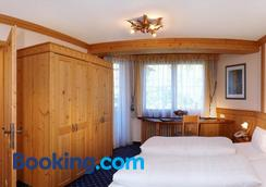 Hotel Alpenhof Kristall - Mayrhofen - Bedroom