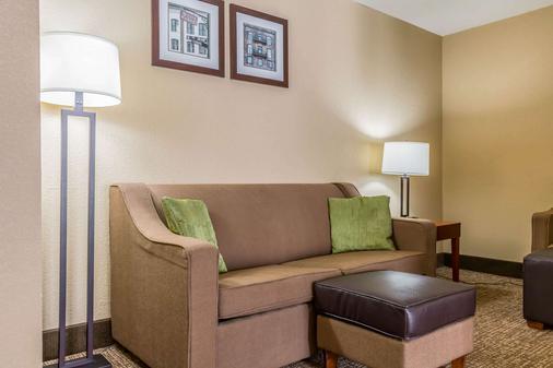 Comfort Inn - Savannah - Living room