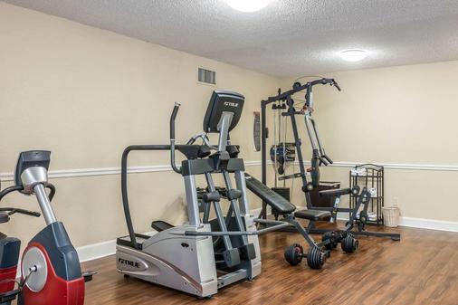 Comfort Inn - Savannah - Gym
