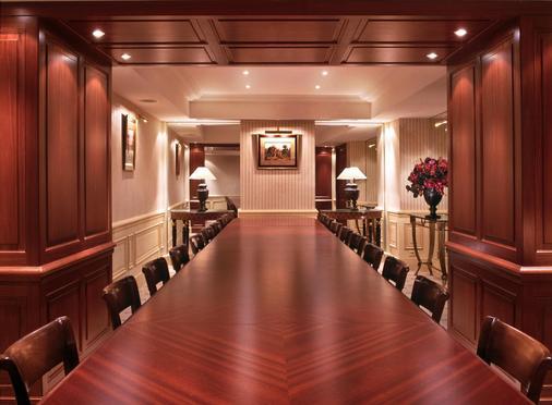 Best Western Premier Trocadero la Tour - Paris - Meeting room