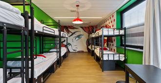 Hostelle - Caters to Women - Amsterdam - Bedroom