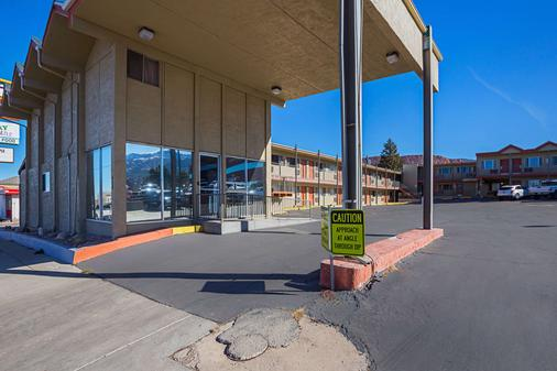 Rodeway Inn - Cedar City - Building