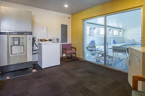 Rodeway Inn - Cedar City - Laundry facility
