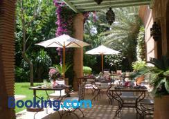 Dar Zemora - Marrakesh - Restaurant