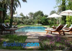 Dar Zemora - Marrakesh - Pool