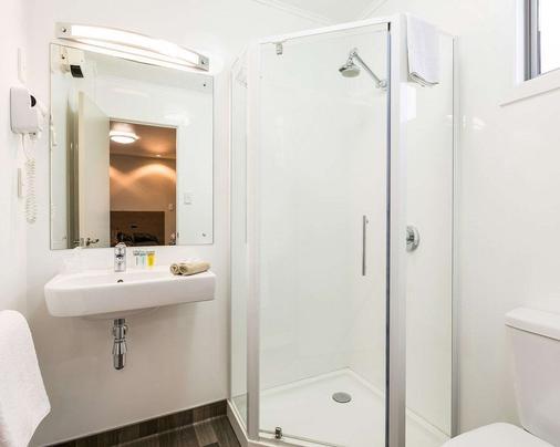 Comfort Inn Tayesta - Invercargill - Bathroom