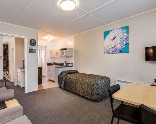 Comfort Inn Tayesta - Invercargill - Bedroom