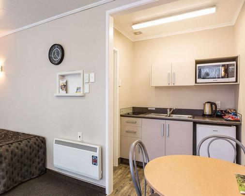 Comfort Inn Tayesta - Invercargill - Kitchen