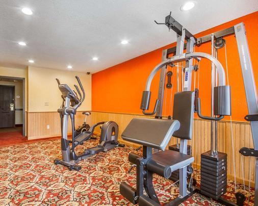 Rodeway Inn & Suites WI Madison-Northeast - Madison - Gym