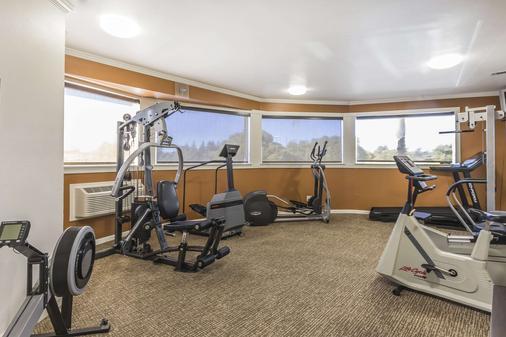 Comfort Inn Sunnyvale - Silicon Valley - Sunnyvale - Gym