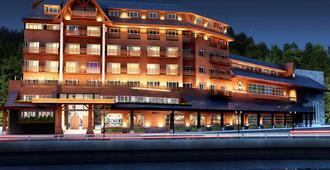 Hotel Dreams De Los Volcanes -Puerto Varas - Puerto Varas - Building