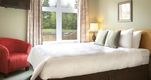 WindTower Lodge And Suites - Canmore - Bedroom