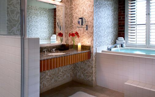 Argonaut Hotel - A Noble House Hotel - San Francisco - Bathroom