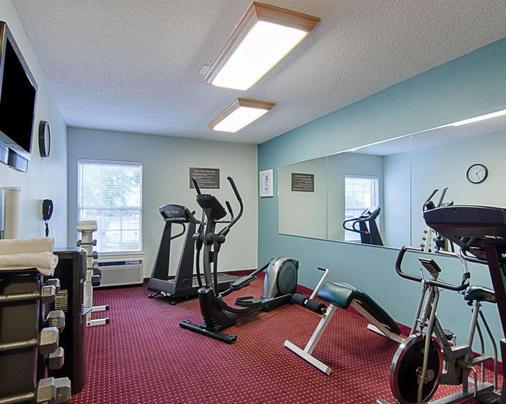 Comfort Inn West - Little Rock - Gym