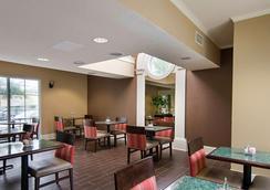 Comfort Inn West - Little Rock - Restaurant