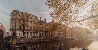 Banks Mansion - Amsterdam - Building