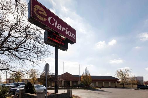 Clarion Hotel Detroit Metro Airport - Romulus - Building