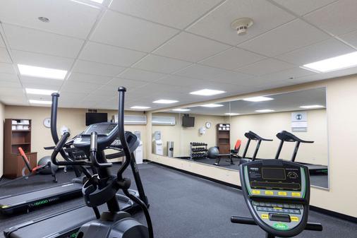 Clarion Hotel Detroit Metro Airport - Romulus - Gym