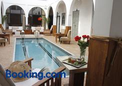 Riad Utopia Suites & Spa - Marrakesh - Pool