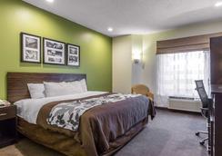 Sleep Inn at Bush River Road - Columbia - Bedroom
