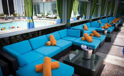 The Clarendon Hotel and Spa - Phoenix - Patio