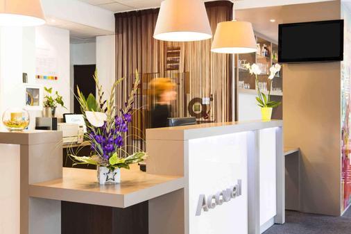 Ibis Styles Bordeaux Meriadeck - Bordeaux - Front desk