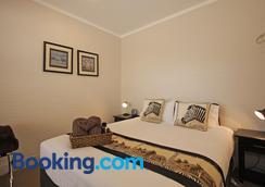 Big Five Motel - Palmerston North - Bedroom