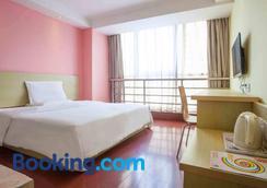 7Days Inn Nanchang Railway Station Square - Nanchang - Bedroom