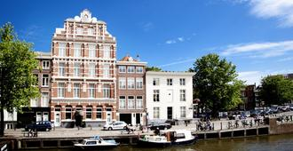 Hotel Nes - Amsterdam - Building